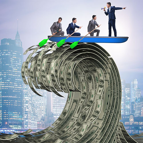 How to generate debt leads?