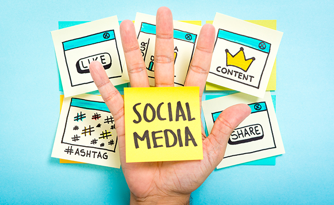Where Does Social Media Come to Play a Part?