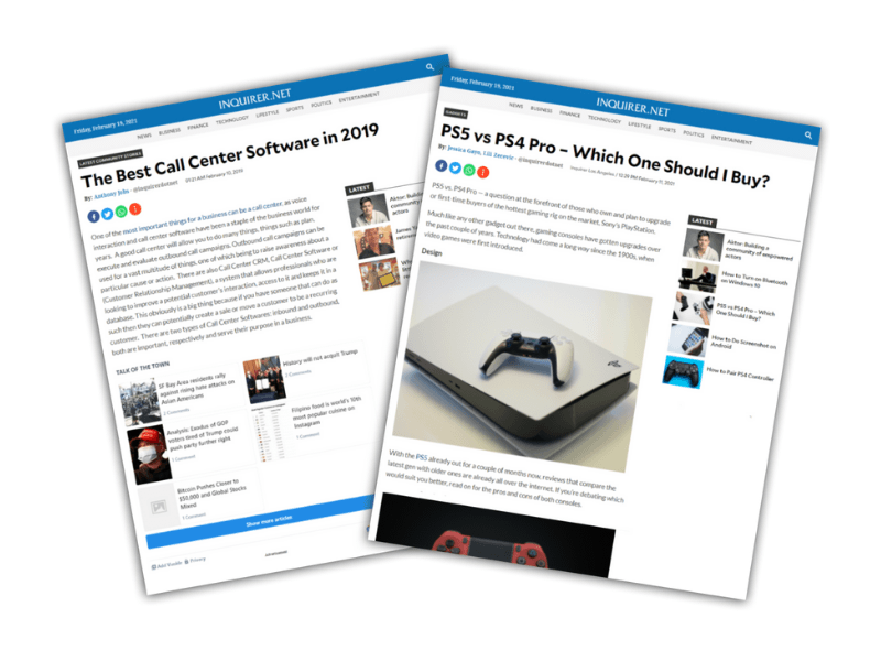 Finding the best publications for your guest posts