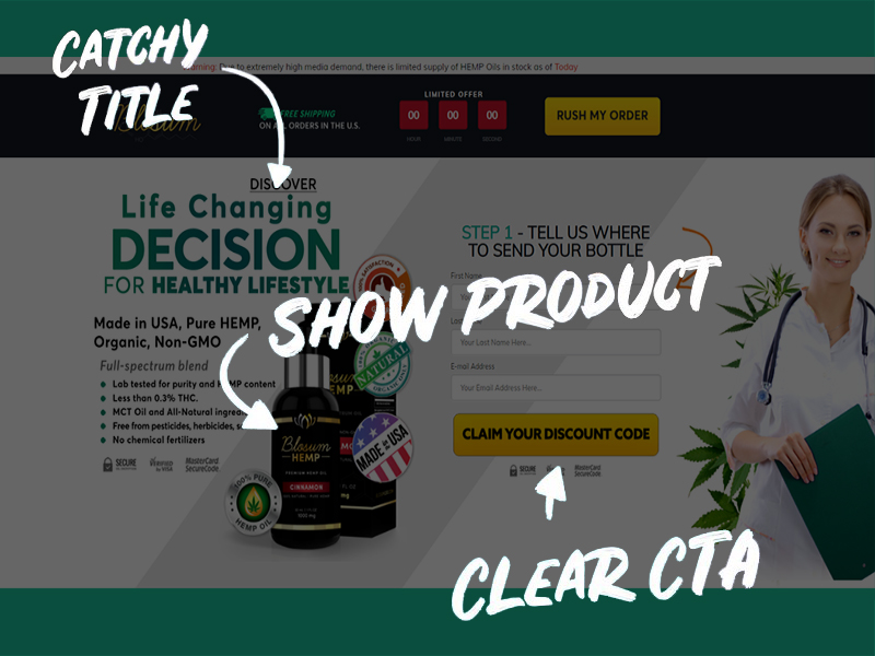 Websites Have Larger Product Selection
